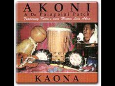 akoni, kaona 1999, hawaiian music, music video