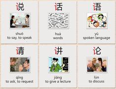"""讠 is simplified from 言 and is often referred to as the """"speech"""" radical. It is a meaning element related to """"speaking"""". The pinyin is yán..."""