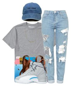 """Wednesday's Fit."" by myia-bored-ass ❤ liked on Polyvore featuring Billabong, Topshop, Coach, NIKE and Sterling Essentials"