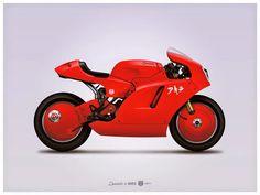 Ducati x AKIRA