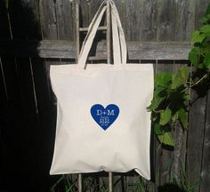 SALE 50 Tote Bags Custom Printed Tote by WhoDoesntWantThat