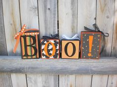 boo sign, love this!