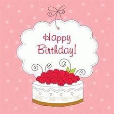 .┌iiiii┐                                                                       Happy Happy Birthday!