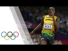 Usain Bolt Wins 200m Final - London 2012 Olympics - YouTube