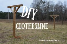 Old Fashioned Clothesline | Homemade Coffee Lip Balm by Our Happy Acres: