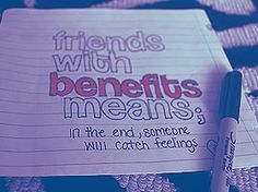 Image result for Friends with Benefits Quotes and Sayings