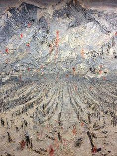 Anselm Kiefer, ferite di arma da fuoco on ArtStack Anselm Kiefer, Augustin Lesage, Diy Art Projects, Art For Art Sake, Contemporary Paintings, Online Art, Landscape Paintings, Modern Art, Inspiration