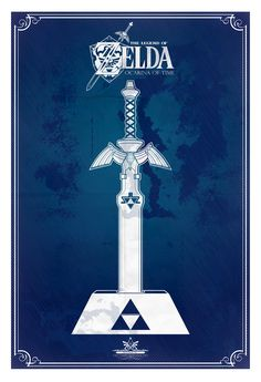The Legend of Zelda Poster Series - Created by Tom RyanAvailable for sale as prints at his Society6 or Etsy Shop. You can also find Tom on Tumblr and Twitter!