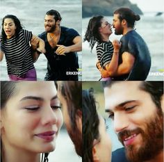 Series Movies, Movie Characters, Tv Series, Turkish Men, Turkish Actors, Movie Couples, Cute Couples, Lincoln And Octavia, Man Bun