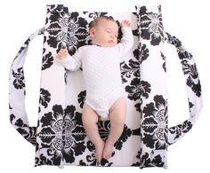 Co Sleeper Cosleeper Moses Basket Portable Crib Travel by Pomfitis