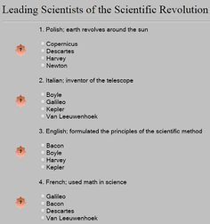 scientific revolution and enlightenment essay questions Check out this enlightenment and scientific revolution essay paper buy exclusive enlightenment and scientific revolution essay cheap order enlightenment and.