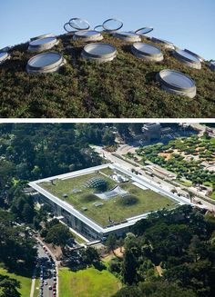 California Academy of Sciences, San Francisco, a project by: Renzo Piano Building Workshop