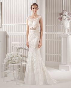 8S236 LEMAL | Wedding Dresses | 2015 Collection | Luna Novias