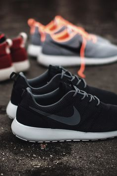 #Nike #Roshe Run. #sneakers