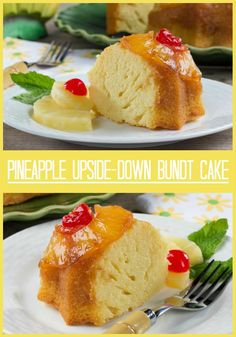Our diabetic-friendly Pineapple Upside-Down Bundt Cake is a party in itself!