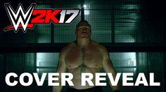 WWE 2K17 Cover Athlete Revealed as Brock Lesner With October Launch - http://www.sportsgamersonline.com/wwe-2k17-cover-athlete-revealed-brock-lesner/