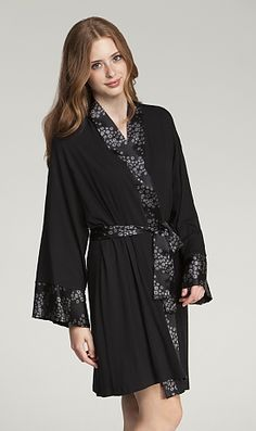 Bamboo  amp  Jersey + Silk Robes from DoieLounge.com. Perfect gifts for you bb6a77320