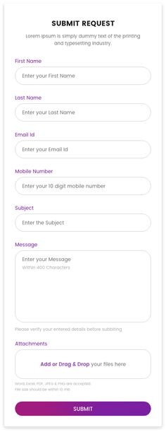 Mobile App Form Designs on Behance Form Design Web, Blog Design, Ux Design, Android App Design, Android Ui, Ui Forms, App Form, Text Form, Bootstrap Template