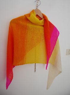 Ravelry: allessor's Less Is More Shawl