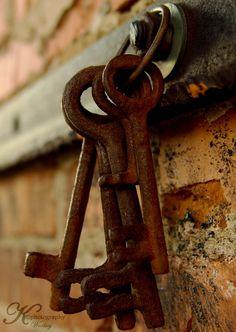 Rusty Keys :)