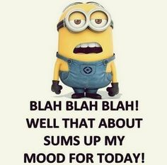 Saturday Minions quotes (11:49:00 AM, Saturday 11, February 2017 PST) – 51 pics