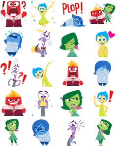Disney-Pixar's soon to release animation movie, Inside Out, just got more…
