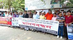সাংবাদিক হামলার প্রতিবাদে কক্সবাজারে মানববন্ধন http://coxsbazartimes.com/?p=27791