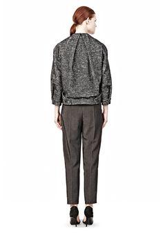 Geyser Tucked And Folded Jean Jacket With Blouson Back - Alexander Wang.  Belu Etche · Tejido Plano 83460682e59f