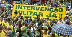 Por Dentro... em Rosa: Protesto de coxinhas na Paulista virou piada inter...