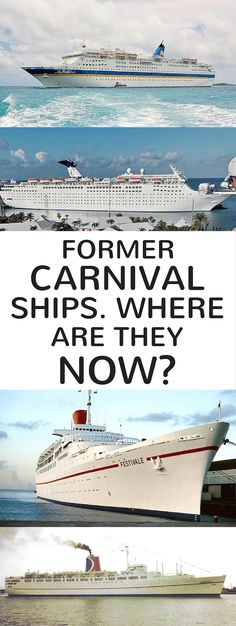 Episode Carnival Sunshine Review Cruise News Cruises And Sunshine - Carnival cruise ship history