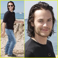 Taylor Kitsch Hits Cannes With A Bang | Taylor Kitsch : Just Jared