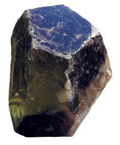 Smoky quartz  crystal sculpture Eli Tanna,  Gemstone contemporary art  sculptor