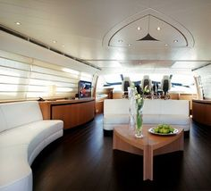 Super yacht Interior - Seatech Marine Products / Daily Watermakers