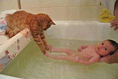 อาบน้ำกัน