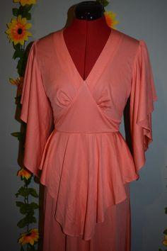 vintage 1970s *studio 54* disco dress by jampops on Etsy