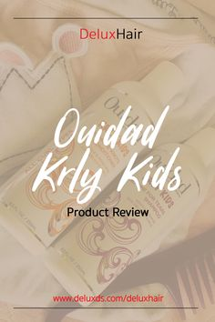 Check out DeluxHair's Ouidad Krly Kids Product Review. Affiliate Partner, Natural Haircare, Product Review, Hair Care, Natural Hair Styles, Shampoo, Check, Kids, Young Children