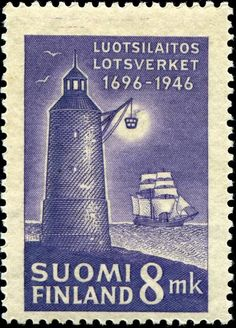 1946 LaurenFinland. UtoLighthouse