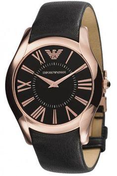 Armani Gents Strap Watch