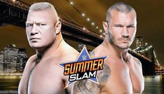 Brock Lesnar: Every 'WWE SummerSlam' Appearance And Predictions For 2016