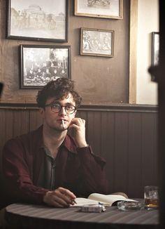 Daniel Radcliffe as Allen Ginsberg in Kill Your Darlings (2013)