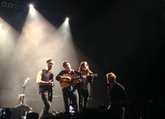 Mumford and Sons Dublin, 2nd December