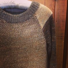 waverly sweater in tiveron tweed