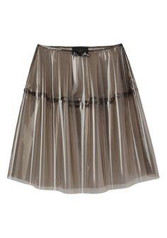 Simone Rocha Plastic Skirt