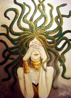 Medusa by Rain747