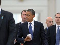 U.S. president Barack Obama calls on both sides to end NHL lockout..... B ROCK is awesome!!!!!!