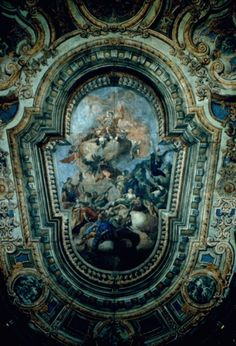 Ceiling of the Bayreuth Festspielhaus
