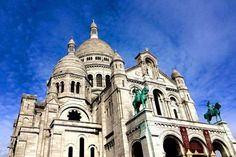32 places everyone should visit in France - Sacré-Cœur cathedral in Montmartre and admire the incredible views of Paris