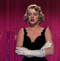 """Rosemary Clooney, """"White Christmas""""...I know someone who just loves this movie 'cause of her...and the dress...!"""