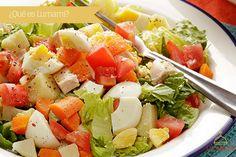 ?Que es Lu.Ma.Mi? Cobb Salad, Blog