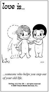 love is by kim grove